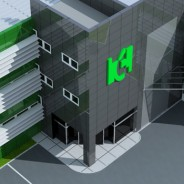 Poslovna zgrada IGH, Laboratorij Karlovac