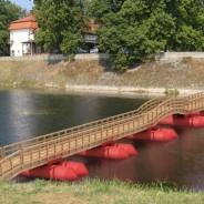 Pontonski most na Korani