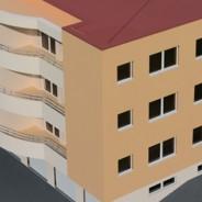 Višestambena građevina investitor A.G. Konstrukcije